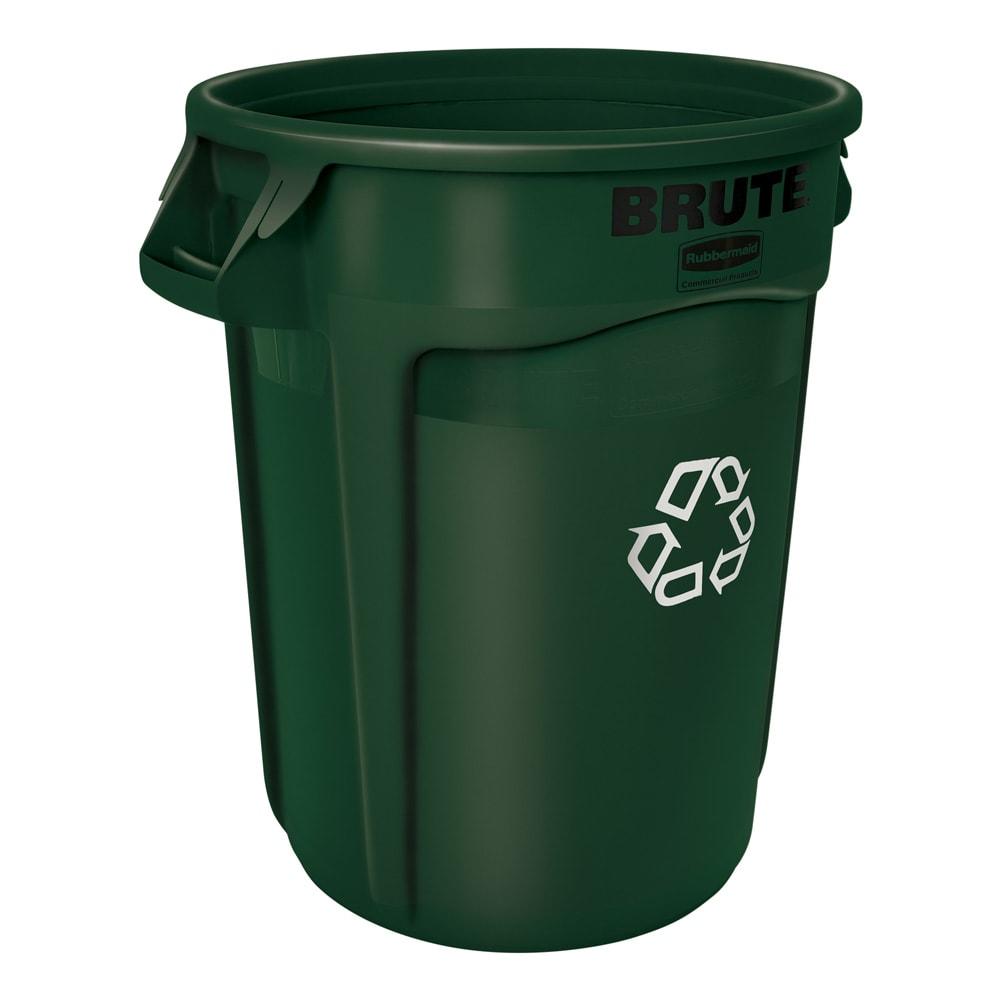 Rubbermaid 1788472 32 gal Multiple Material Recycle Bin -...