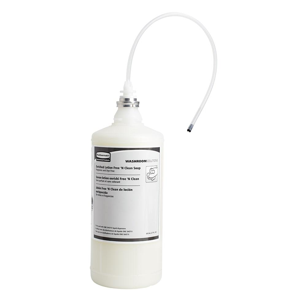 Rubbermaid FG402363 800-ml Liquid Lotion Soap Refill - Fr...