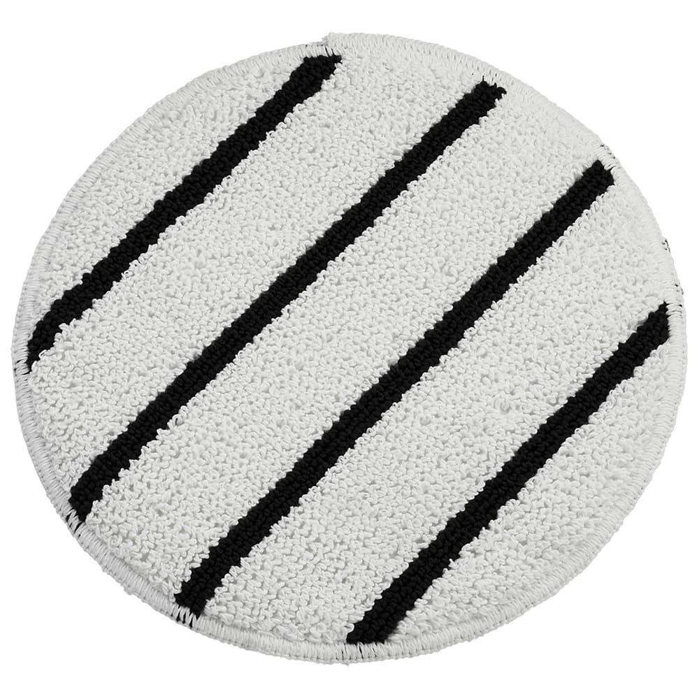 Rubbermaid FGQ25900WH00 19 Carpet Bonnet Floor Machine Pa...
