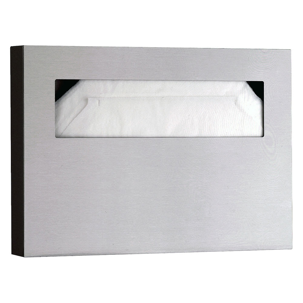 Bobrick B 221 Surface Mounted Seat Cover Dispenser W 250