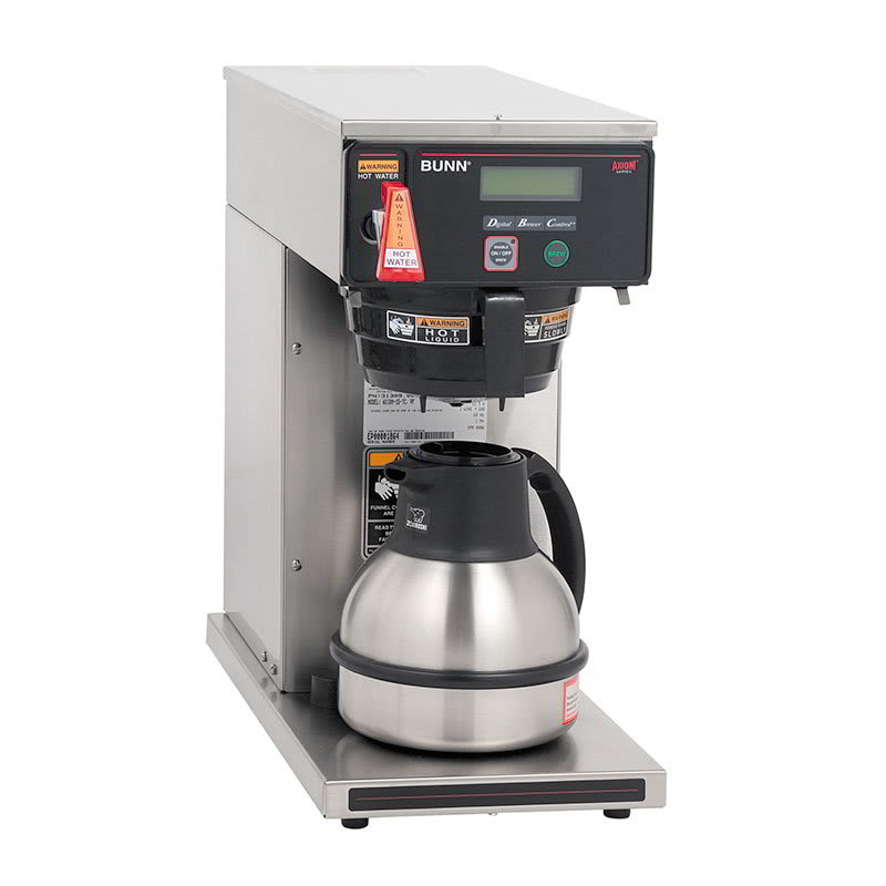 Bunn Axiom Dv Tc Low Volume Thermal Coffee Maker