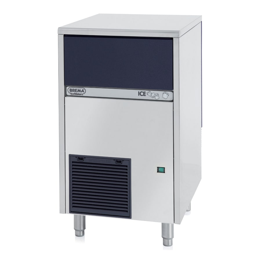 Eurodib CB425A Brema Undercounter Top Hat Ice Maker - 102...