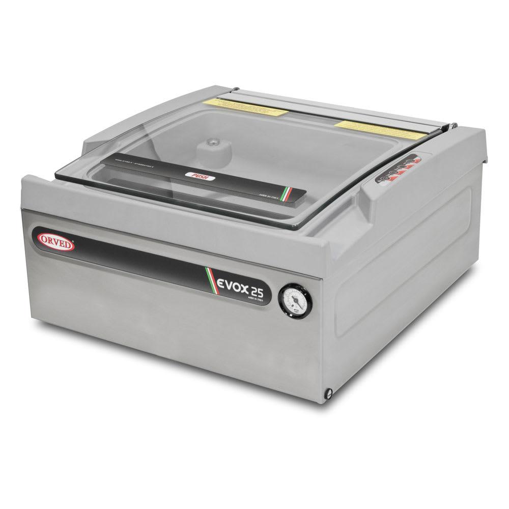 Eurodib EVOX25 Countertop Vacuum Packaging Machine w/ 10....