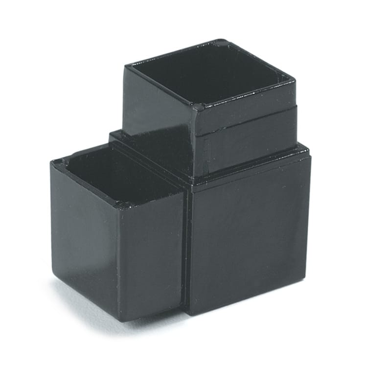 "Carlisle Food Service Products Sneeze Guard Blocks 1"" 2 Prong Assembly 900403"