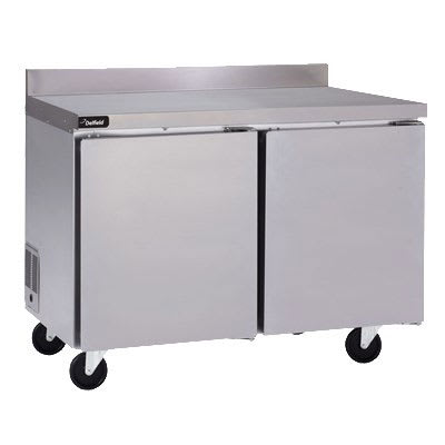Delfield GUF32BP-S 5.8-cu ft Worktop Freezer w/ (1) Secti...