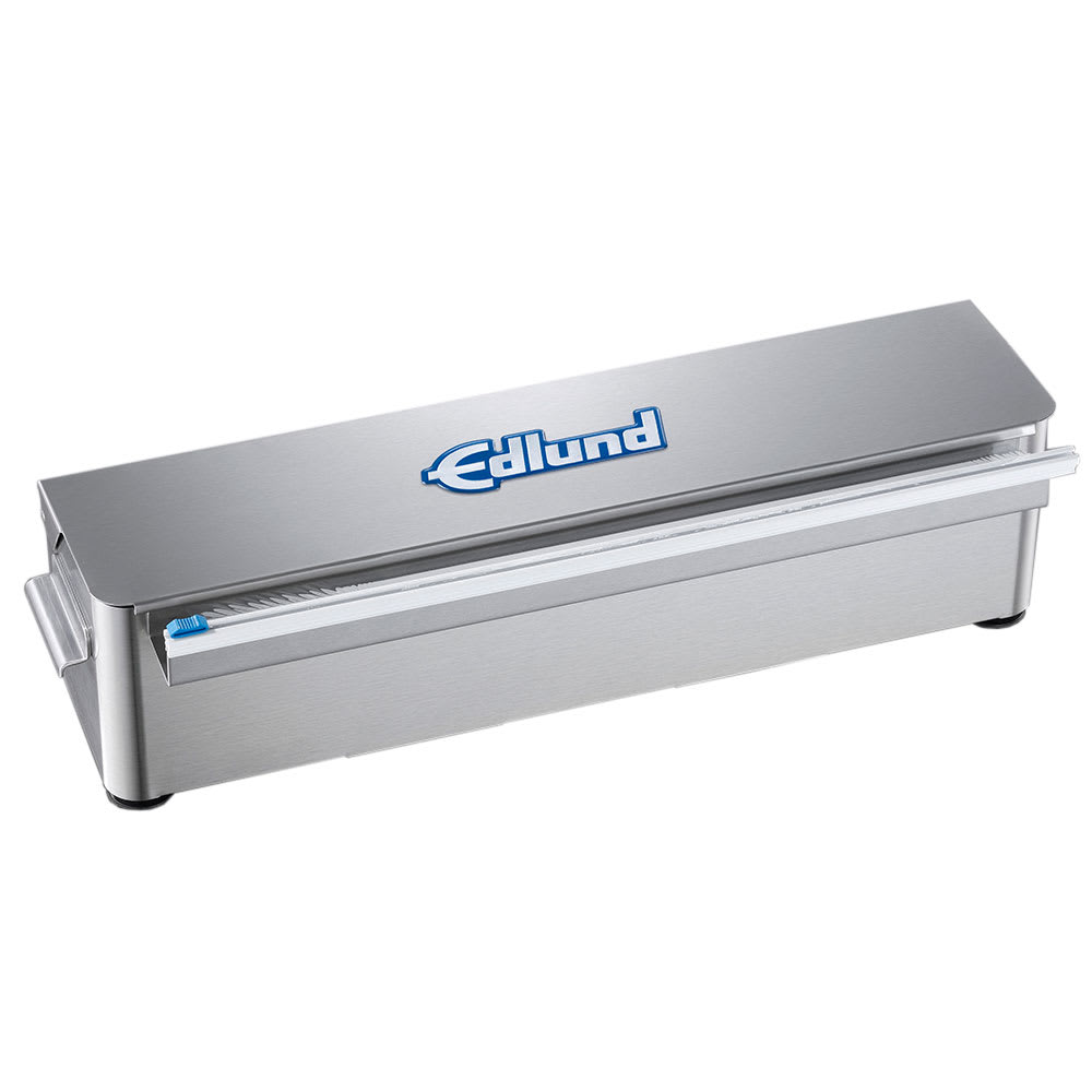 Edlund FFD-18 Foil Film Dispenser w/ 12 or 18W Rolls, Sta...