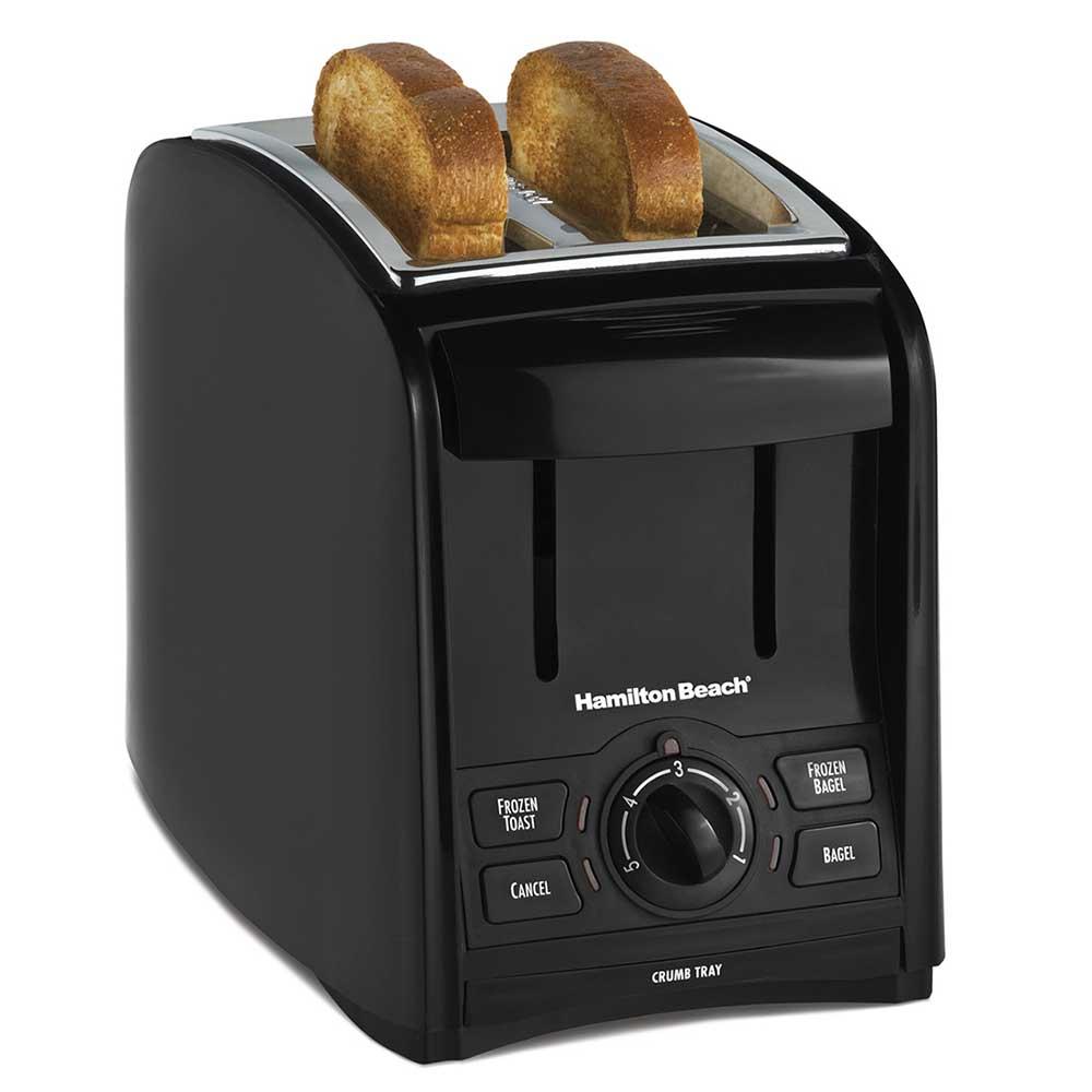Hamilton Beach 22121 2 Slice Toaster w/ 1.5 Slots - Multi...