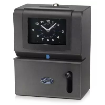 Lathem Time 2121 Time Clock, Manual Hour/Minute