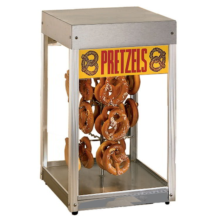 Star 16PD-A Pretzel Display Merchandiser, 36-Pretzel Revo...