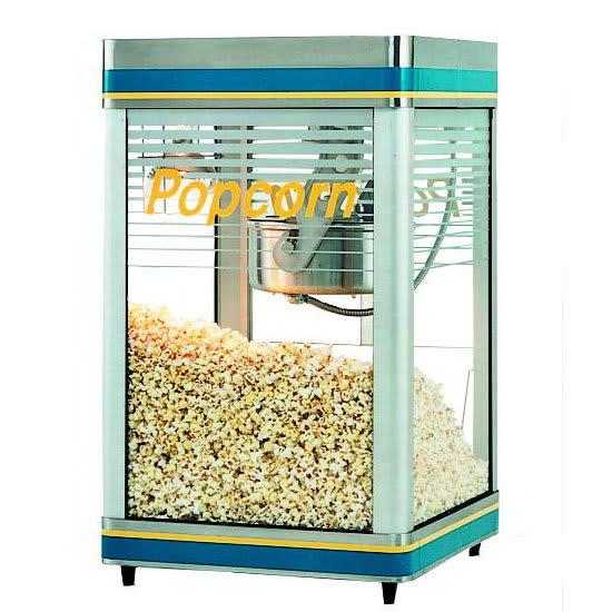 Star G8Y Galaxy Popper 8-oz Popcorn Machine, (170) 1-oz S...