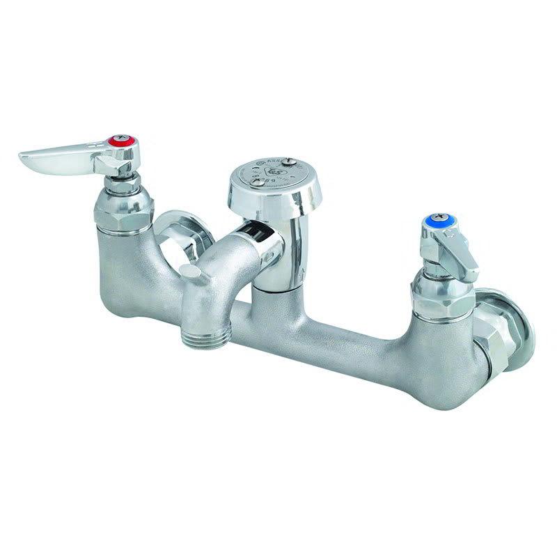 T Amp S B 0674 Rgh Service Sink Faucet W Vacuum Breaker