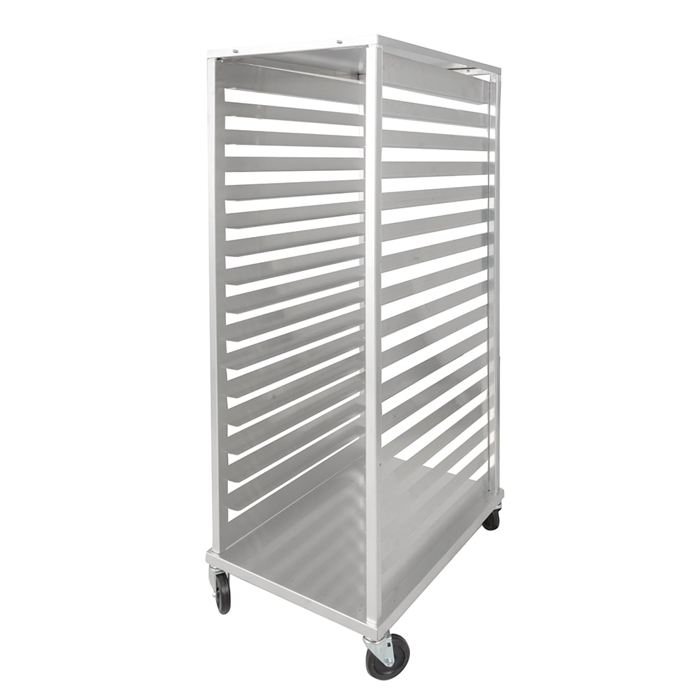 NU-VU SB2 21.4375W 17-Sheet Pan Rack w/ 3.25 Bottom Load ...