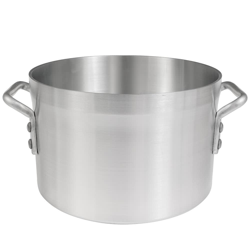 Winco Axs 8 8 5 Qt Aluminum Stock Pot