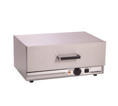 Roundup WD-20_9400130 Hot Dog Bun Warmer Drawer, Holds 40...