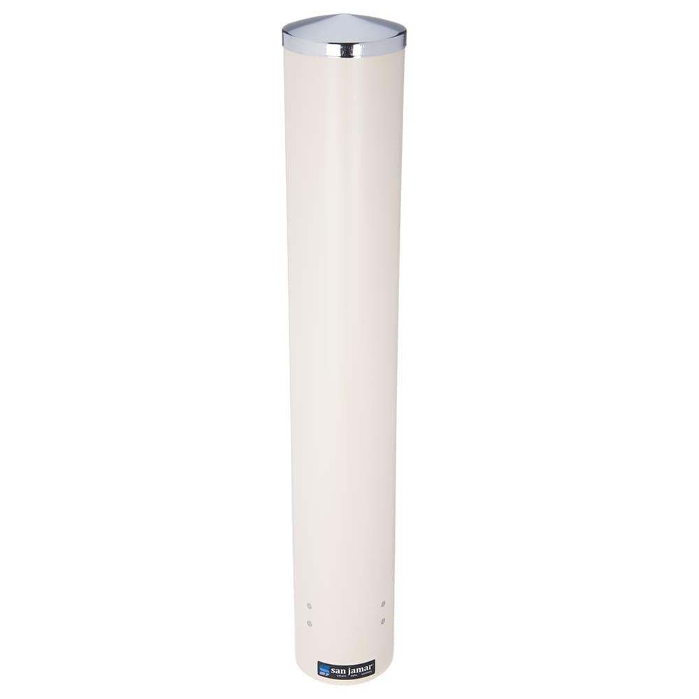 San Jamar C4210PFSD Pull Type Foam Beverage Cup Dispenser...