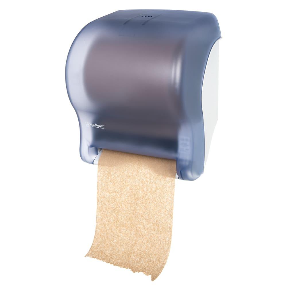 San Jamar T8000TBL Tear-N-Dry Essence Wall Towel Dispense...