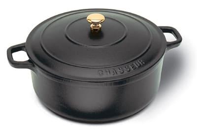 World Cuisine A1737016 1.75-qt Dutch Oven, Enameled Cast ...