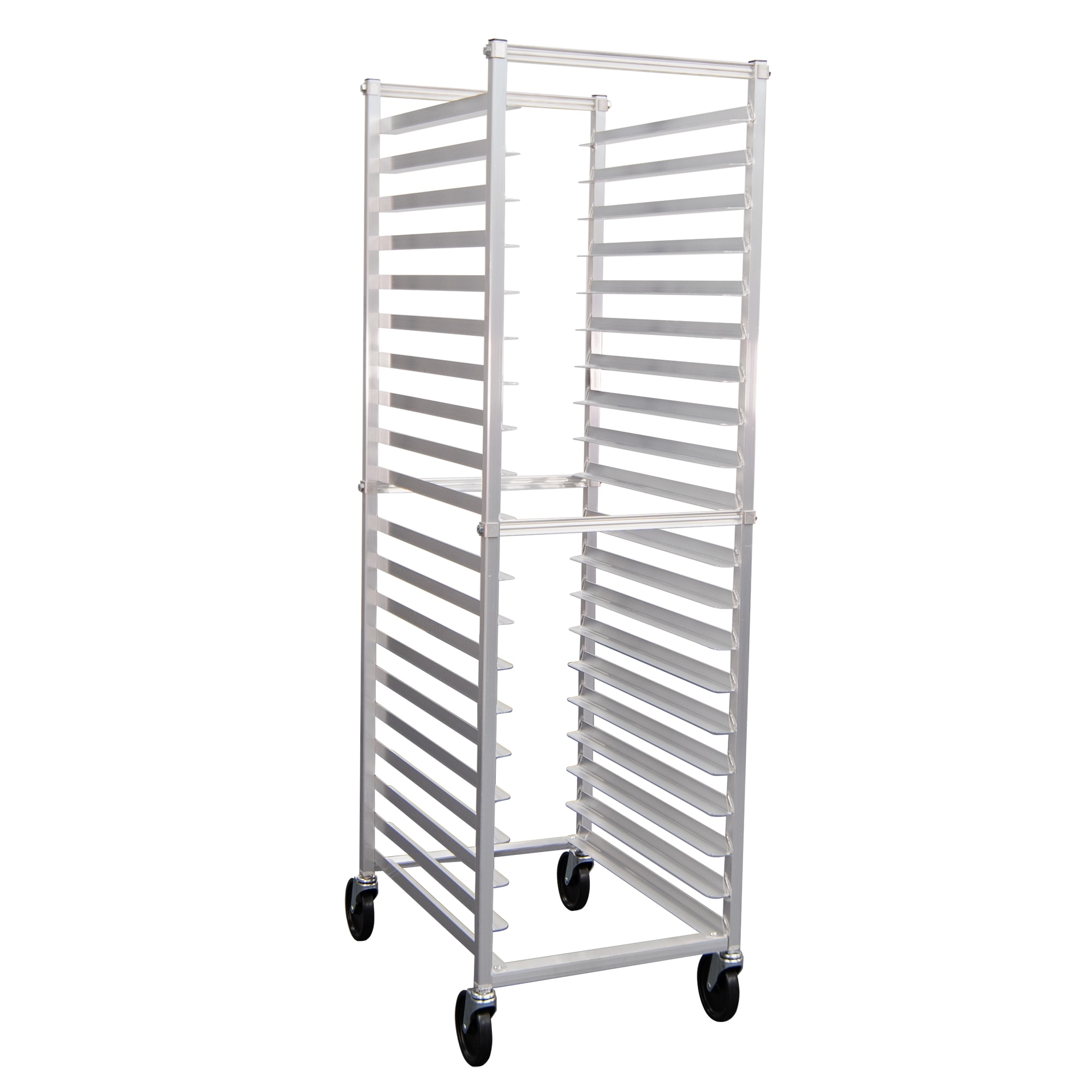 Full Size Bun Pan Rack, Gray ,New Age, 6301