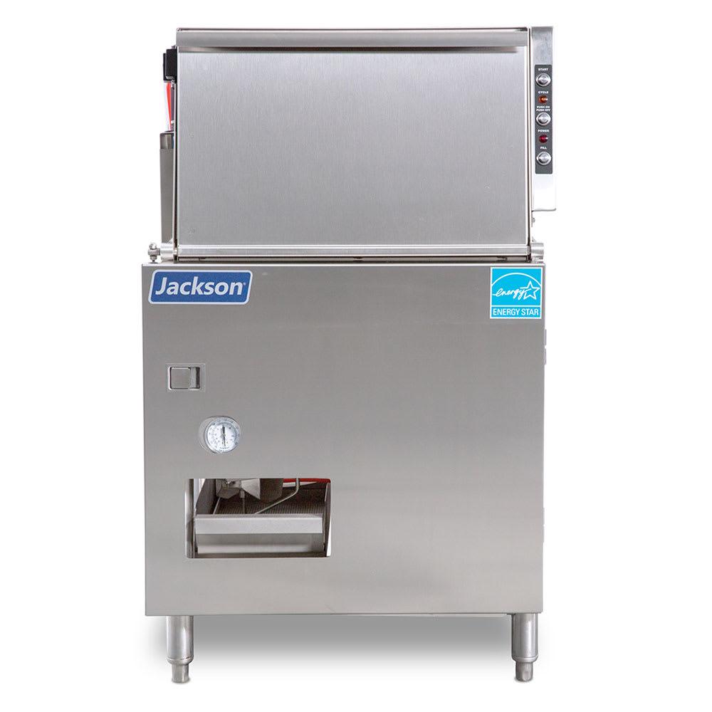 Commercial Dishwasher Restaurant Equipment ~ Jackson delta e low temp rack undercounter dishwasher