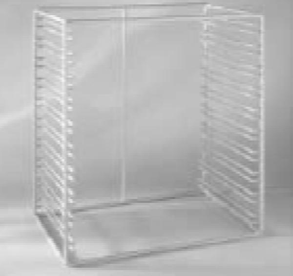 Beverage-Air 403-431D Bun Tray Rack, Free Standing, Holds...