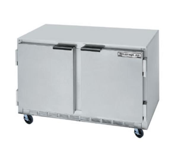 Beverage-Air UCF48A 13.9-cu ft Undercounter Freezer w/ (2...