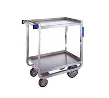 Lakeside 521 2 Level Stainless Utility Cart w/ 700 lb Cap...