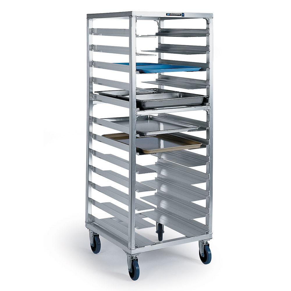 Lakeside 8534 24.5W 12 Sheet Pan Rack w/ 4.5 Bottom Load ...