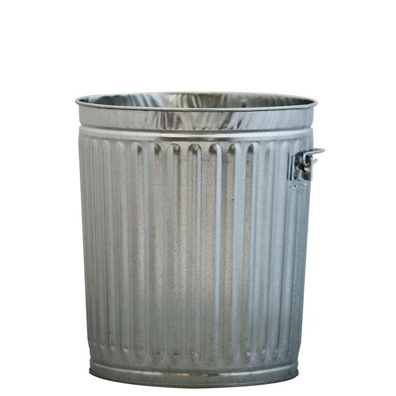 Witt 10GPC 10-Gallon Light Duty Outdoor Trash Can w/ Rece...