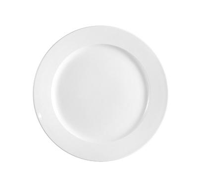 Citizen FR-6 European White Rolled Edge Plate, Franklin, ...