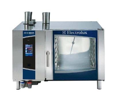 Electrolux 267751 Full-Size Combi-Oven, Boilerless, NG