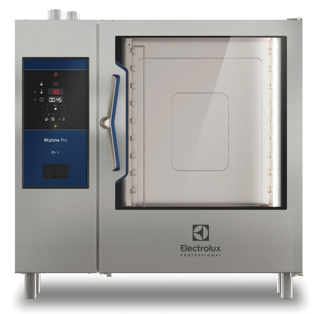Electrolux 269753 Full-Size Combi-Oven, Boilerless, NG