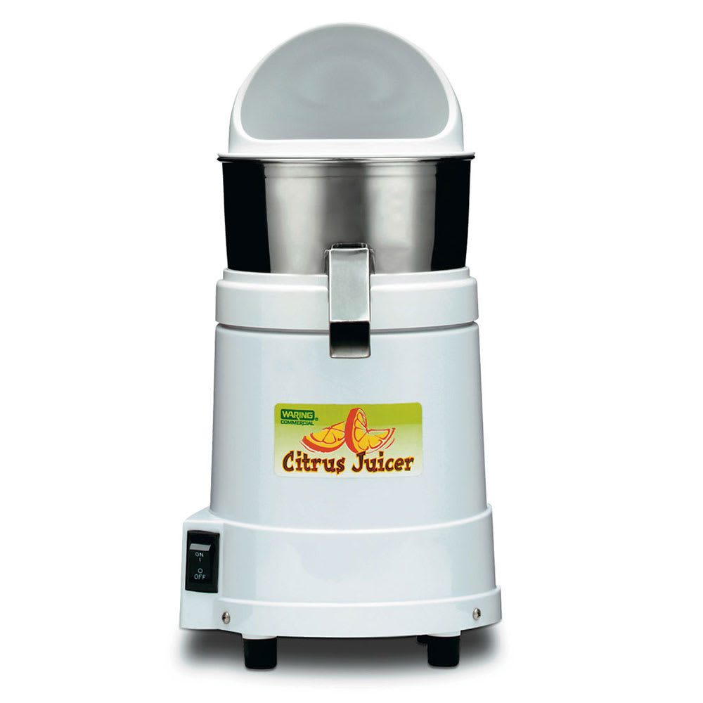 Citrus Juicer Product ~ Waring jc heavy duty juicer w universal citrus reamer