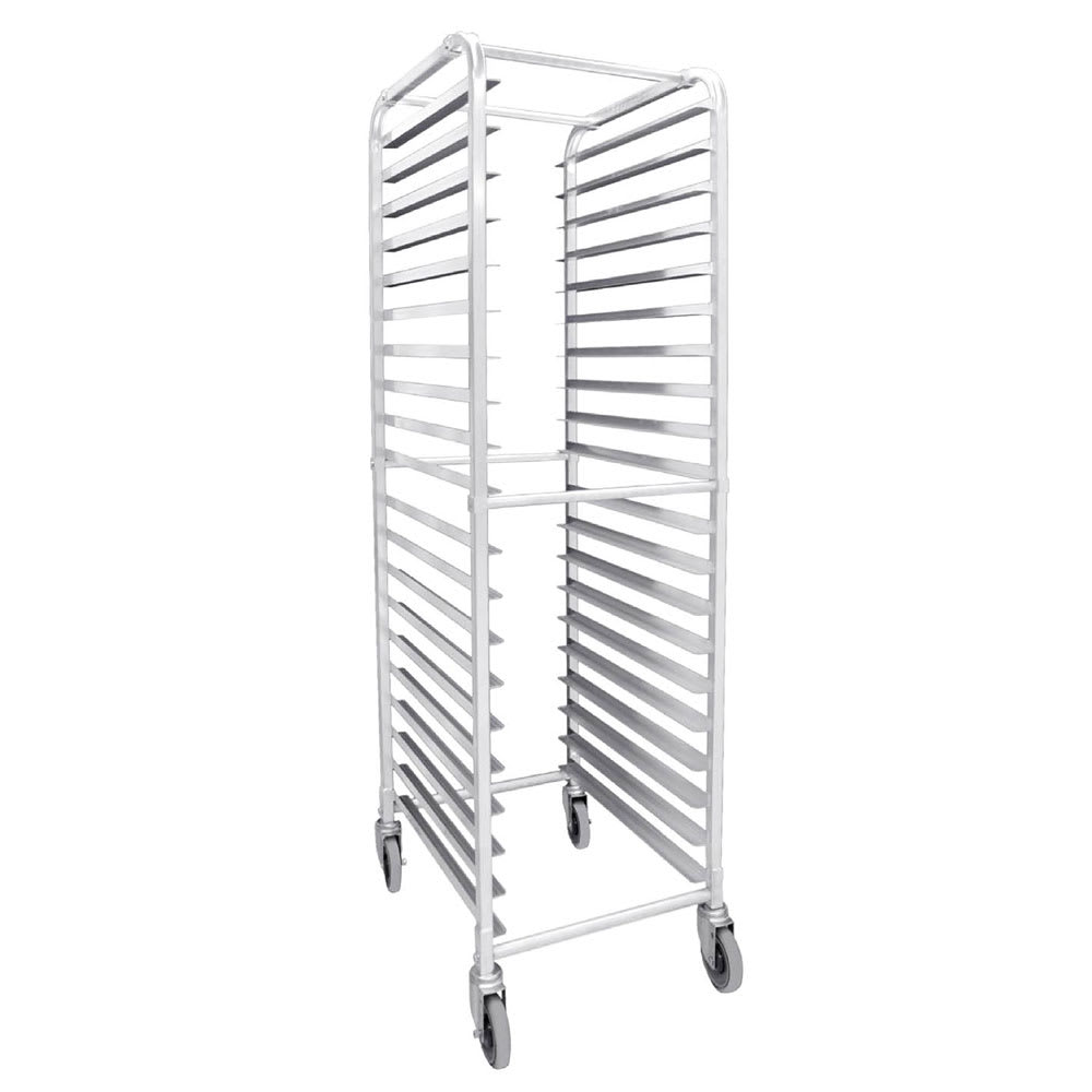 Browne 589120 25.6 Bun Pan Rack w/ (20) Full-Size Sheet P...