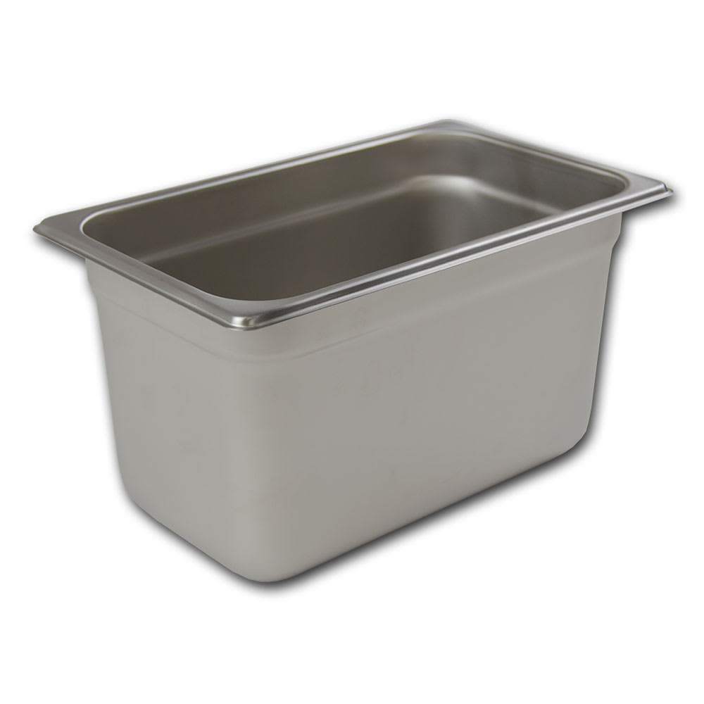 Browne 98146 Quarter Size Steam Pan Stainless