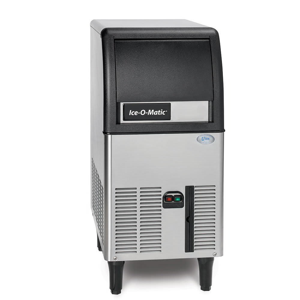 ICE-O-MATIC ICEU070A Undercounter Top Hat Ice Maker - 84-...
