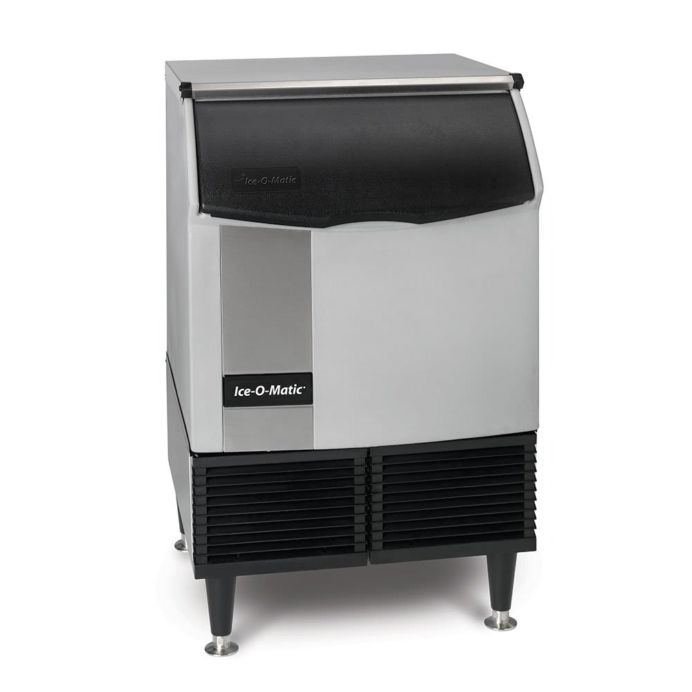 ICE-O-MATIC ICEU150HW Undercounter Half Cube Ice Maker - ...