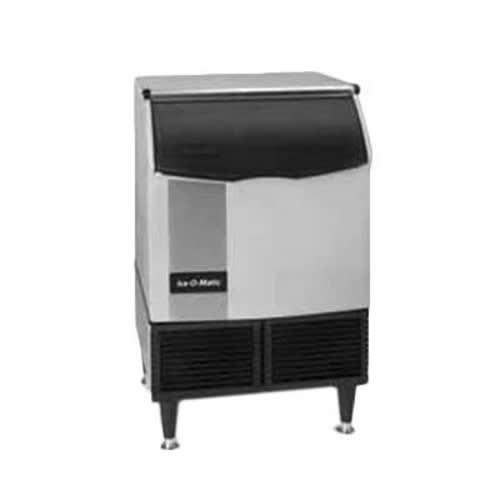 ICE-O-MATIC ICEU226HW Undercounter Half Cube Ice Maker - ...