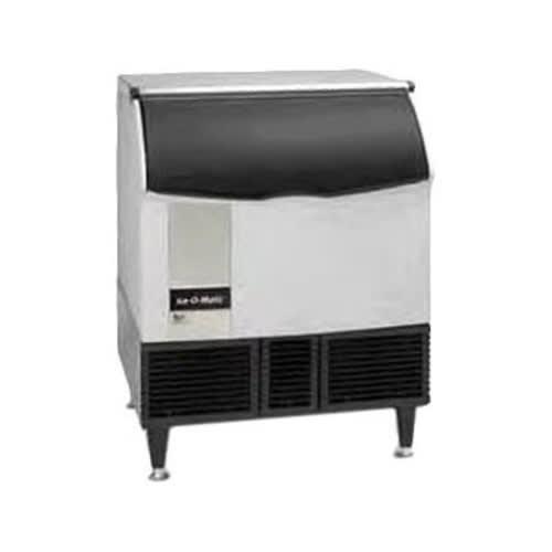ICE-O-MATIC ICEU300HW Undercounter Half Cube Ice Maker - ...