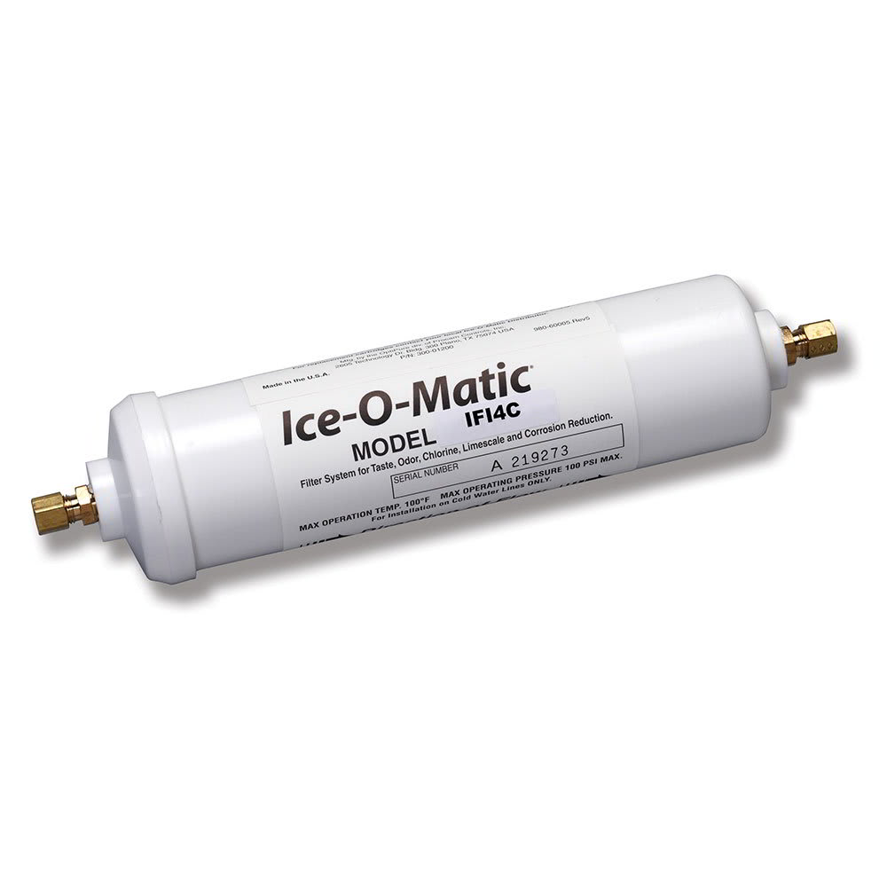 ICE-O-MATIC IFI4C Single Pre Filter Water Filter Cartridg...
