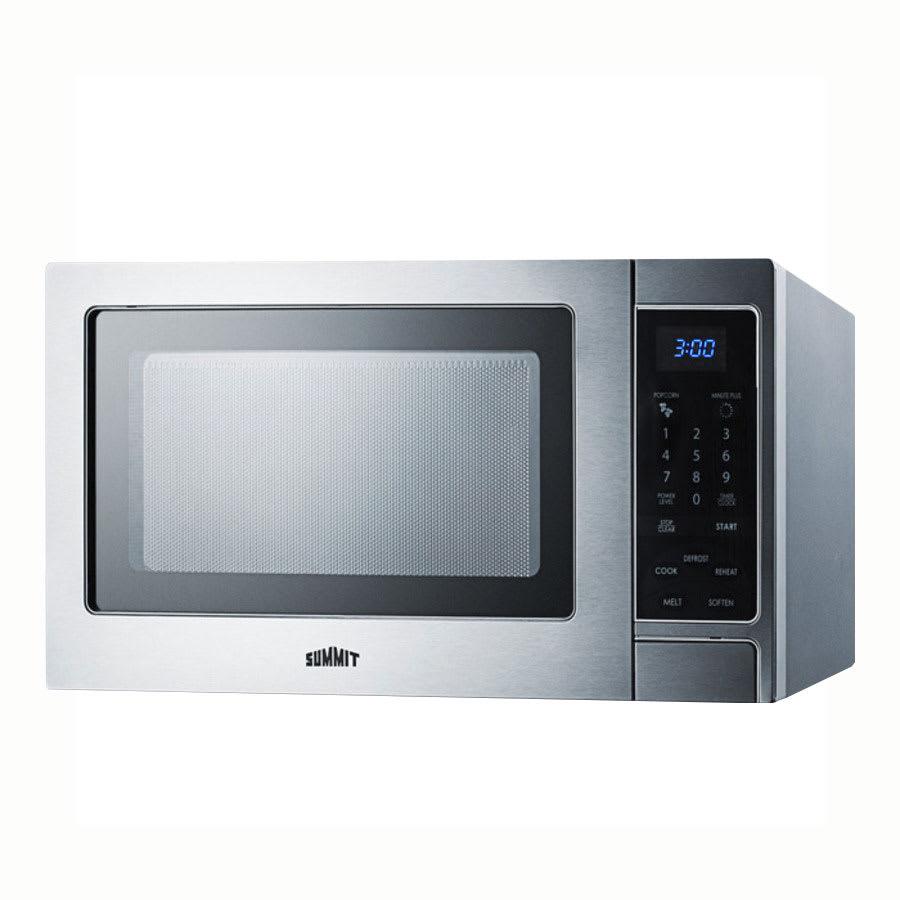 Summit Scm853 Microwave Oven Rotary Turntable Digital