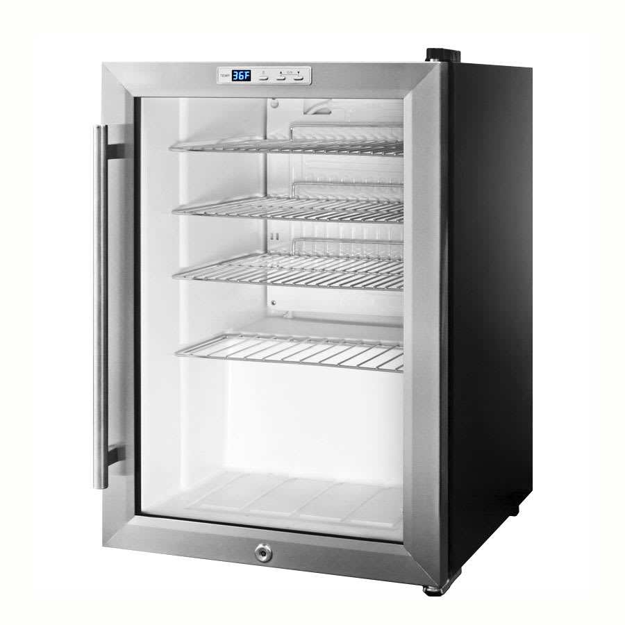 Summit Scr312l 17 Quot Countertop Refrigerator W Front Access