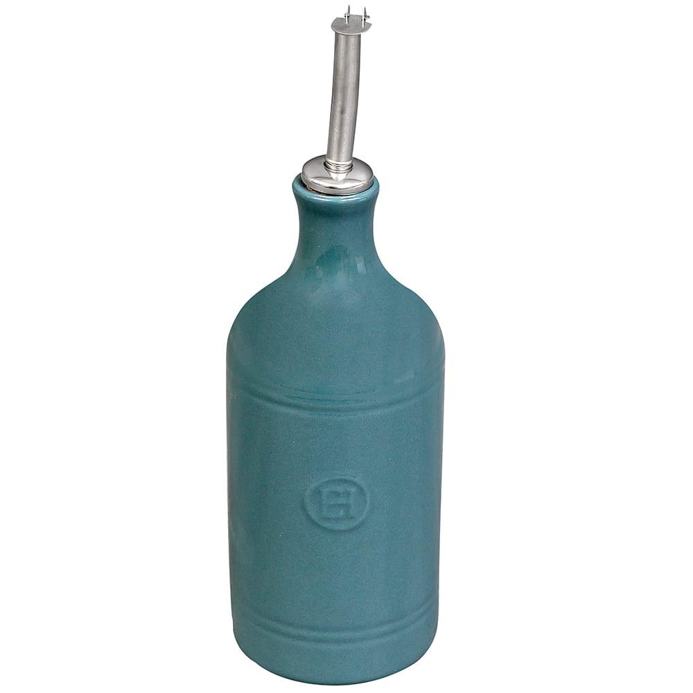 Emile Henry 970215 7 Ceramic Oil Cruet w/ 14-oz Capacity,...