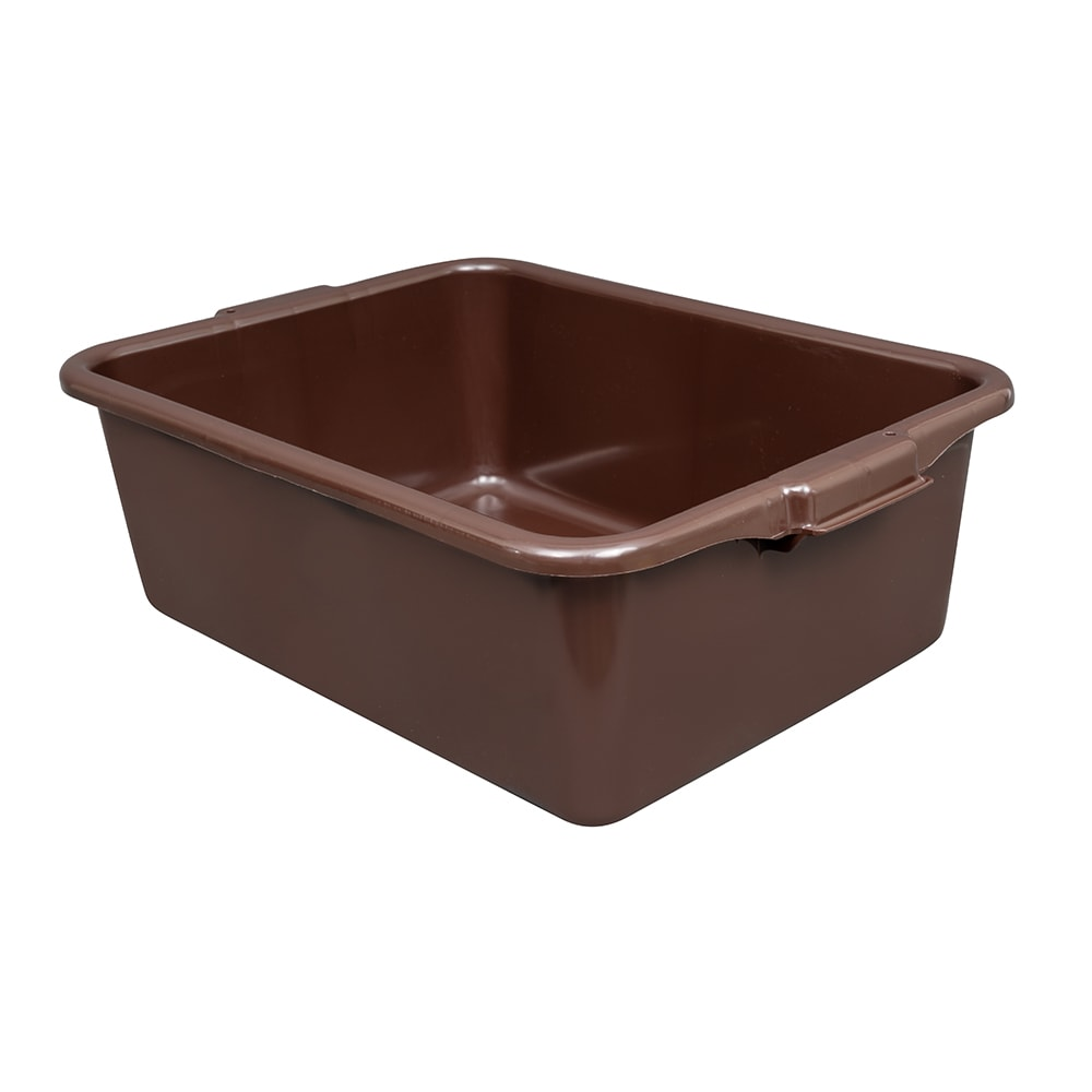 x inch tubs boxes polyethylene plastic bus webstaurantstore and tub tablecraft pans black
