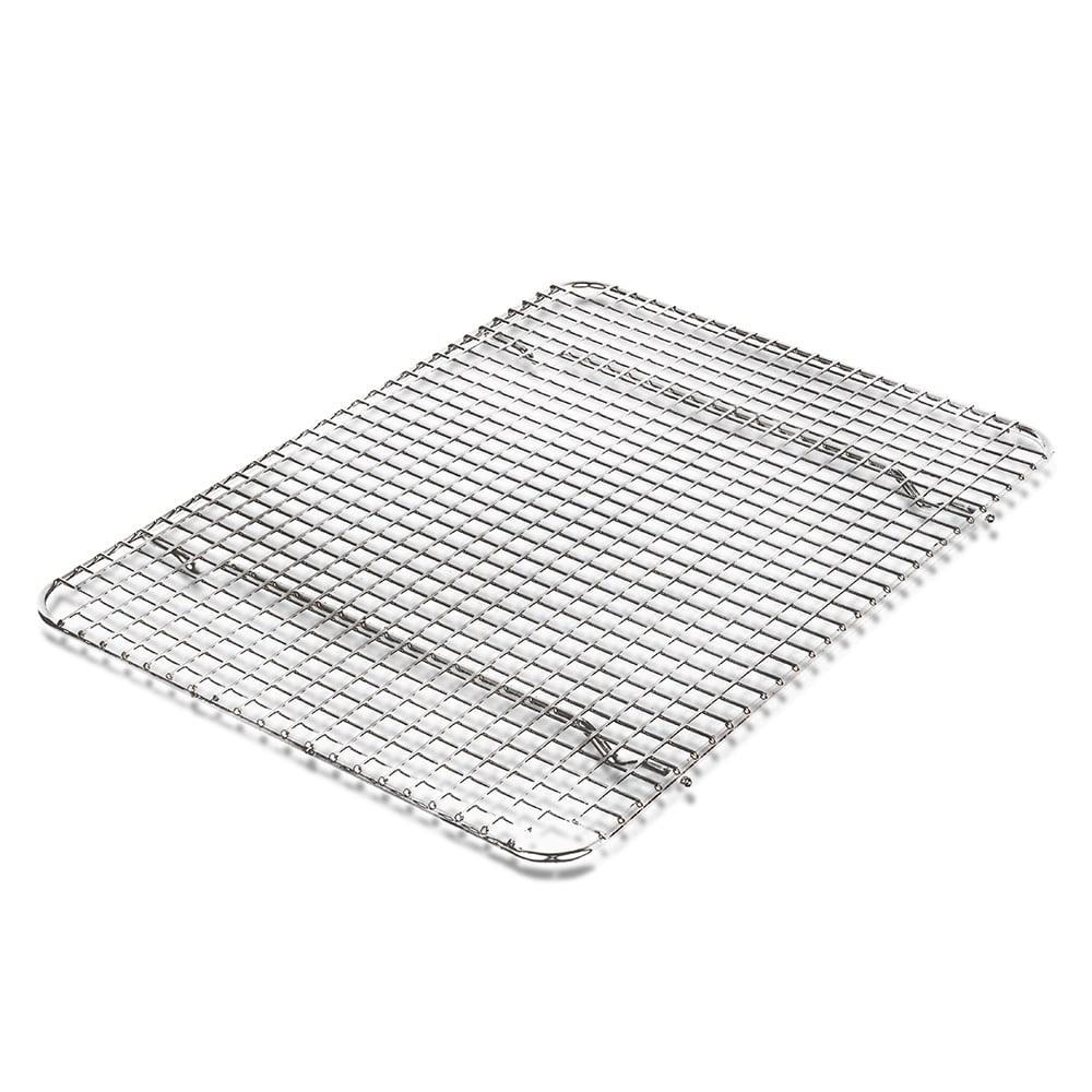 Vollrath 20248 Super Pan V 1/2 Size Footed Cooling Rack for Bun / Sheet Pan