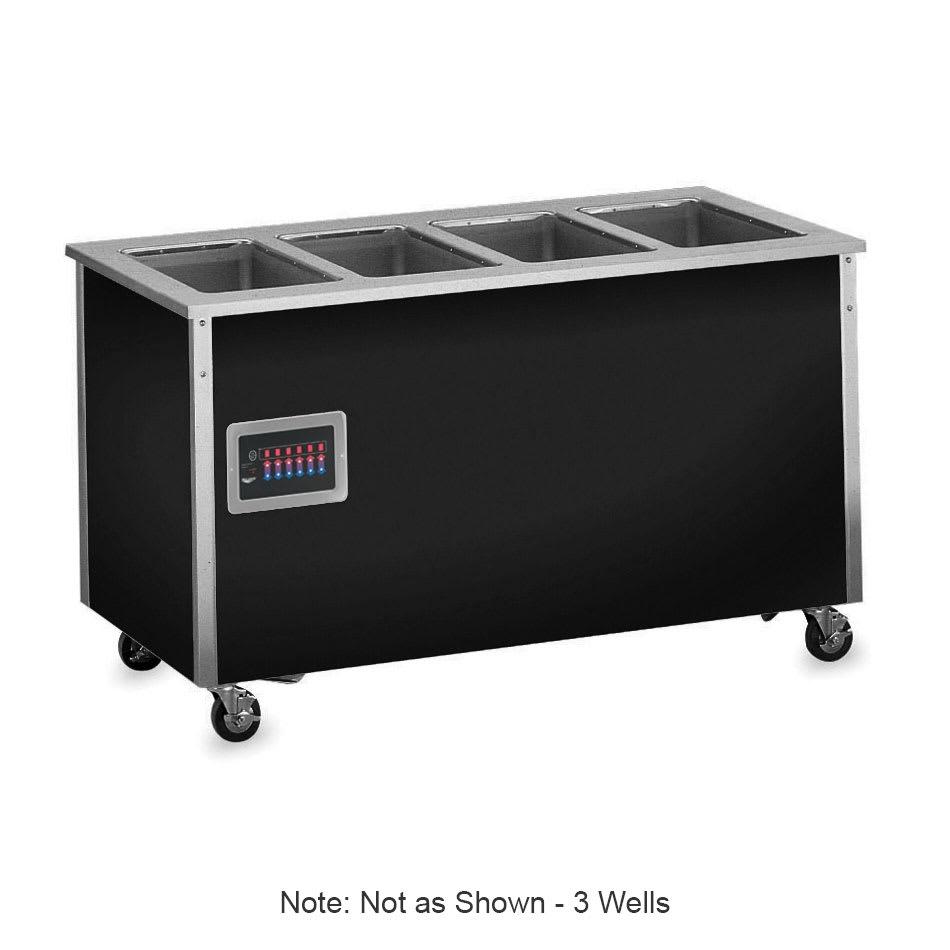 Vollrath 36230 46 Hot Food Bar - 3 Full Size Pan Wells, 2...