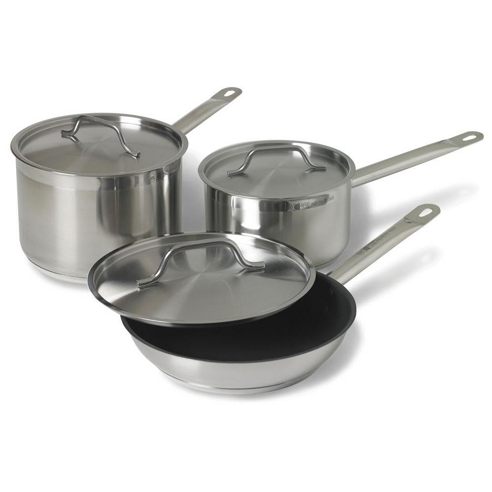 Vollrath 3820 Optio Deluxe Cookware Set - (6) Piece, Indu...