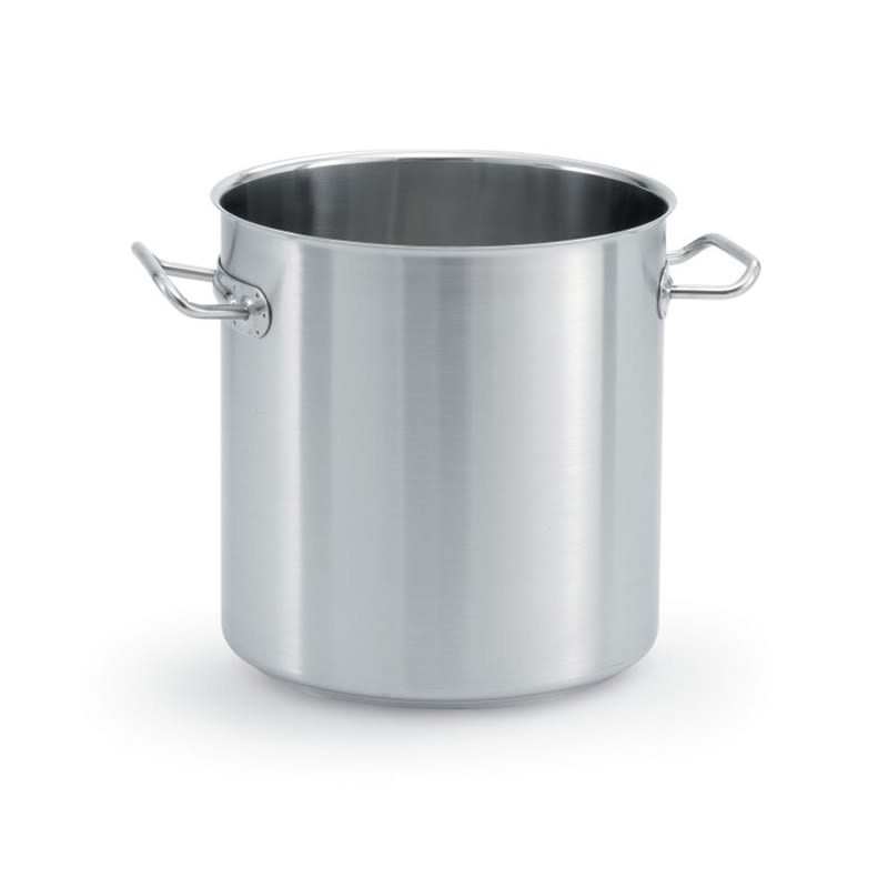 Electric Stock Pot ~ Vollrath qt stainless steel stock pot induction