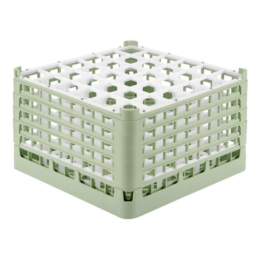 Vollrath 52783 Dishwasher Rack - 36-Compartment, 3X-Tall ...