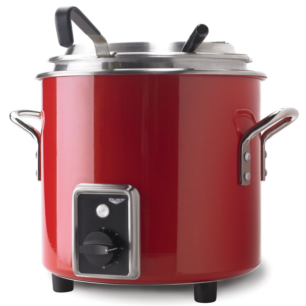 Vollrath 7217255 11-qt Countertop Soup Warmer w/ Thermost...