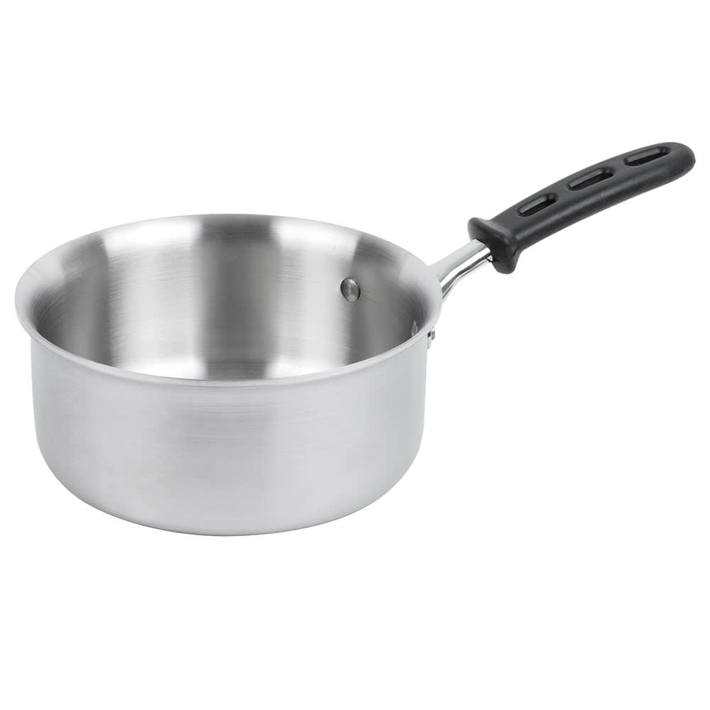 Vollrath 77740 2.5 qt Stainless Steel Saucepan w/ Vented ...